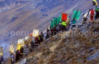 Procession lors du Qoyllur Rit'i