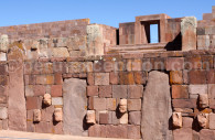 Le site de Tihuanaco