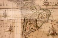 Carte du Vice-Royaume du Pérou