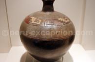 Céramique paracas, Musée d'Art Précolombien de Cuzco
