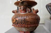 Céramique recuay, Museo MNAAHP, Lima