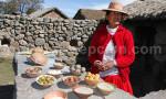 Cuisine inca à Sillustani