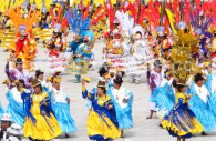 Fête de la Vierge de la Candelaria, Puno