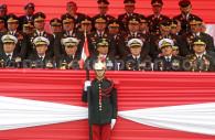 Dia de la Bandera au Pérou