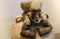 Dignitaire chancay, Museo MNAAHP, Lima