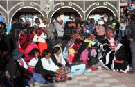 Fête à l'île d'Amantani, Titicaca