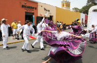 Fête internationale du printemps à Trujillo