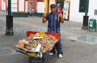 Fruits exotiques à Trujillo