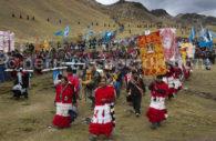 Grande marche au sanctuaire de Tayankani
