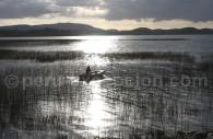 Le microclimat du lac Titicaca