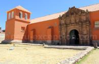 Eglise à Juli