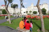 Place San Martin, Lima