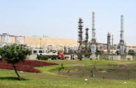 Raffinerie dans la région de Lima