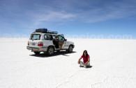 Entre ciel et sel, Salar d'Uyuni