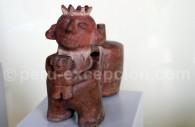 Céramique salinar, Museo MNAAHP, Lima