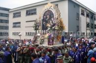 Fête du Seigneur des Miracles, Lima
