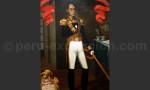 Simon Bolivar par Jose Gil de Castro, MNAAP Lima
