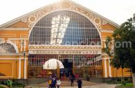 Terminal de bus de La Paz