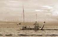 Traversée de Thor Heyerdal