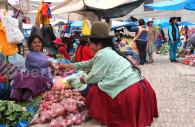 Troc au Pérou