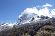 Cerro Huandoy, Cordillère blanche