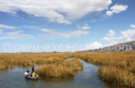 Réserve nationale Titicaca