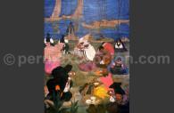 Balseros del Titicaca, Vinatea Reinoso