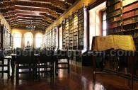 Bibliothèque, Museo Convento Santo Domingo