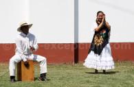 Un cajón du Pérou