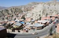 Le canyon de La Paz