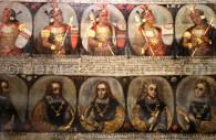 Chronologie des Incas et rois espagnols du Pérou, 1725
