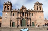 Cuzco, cathédrale Notre Dame de l'Assomption