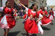 Danses de fête religieuse, Pérou