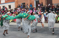 Danse Pachata du Boa