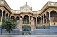 Façade néo classique de Lima
