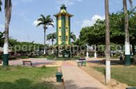 Horloge de la place d'Armes, Puerto Maldonaldo