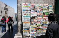 Information et presse au Pérou
