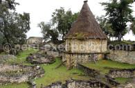 Citadelle chachapoyas de Kuelap