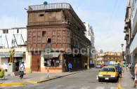 Maison coloniale de Callao
