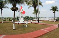 Monument au général Grau, Puerto Maldonaldo