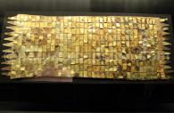 Parure chimù, Musée El Brujo, Trujillo