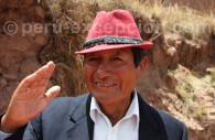 Un peruano