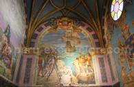 Mosaique de Pizarro, Museo de la Catedral de Lima