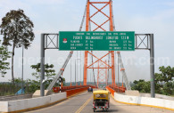 Pont sur la route interoceanique, Puerto Maldonaldo