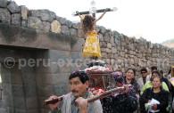 Procession à Cuzco