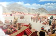 Rituel inca, site de Tambo Colorado