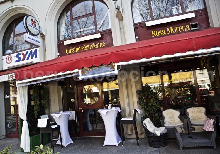 Restaurants Peruviens En Suisse
