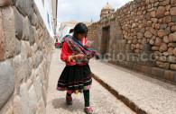 Rue Romeritos, Cuzco
