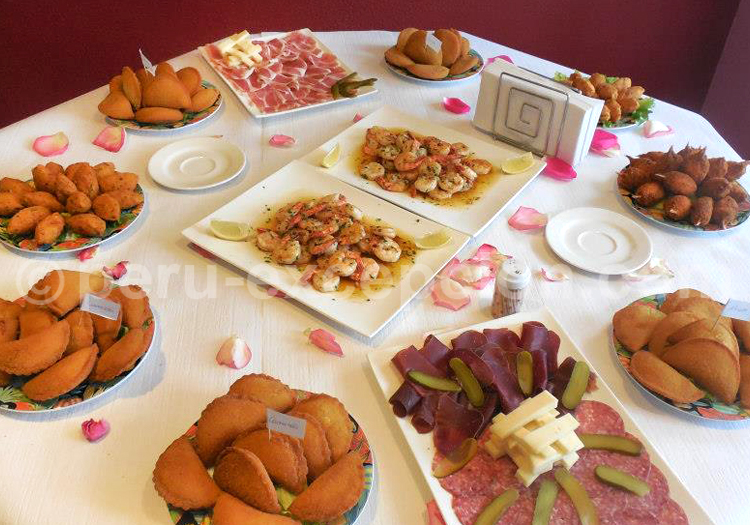 Restaurant p ruvien la tentation - Restaurant cuisine moleculaire suisse ...