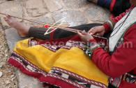 Textile à Chinchero